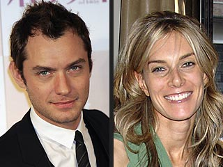 Jude Law Dating American Magazine Editor