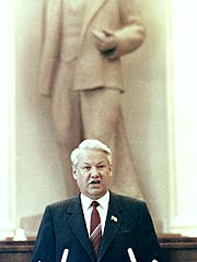 Former Russian Leader Boris Yeltsin Dies