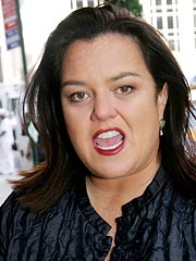 Rosie O'Donnell's Dirty Jokes Shock Some at Awards Event