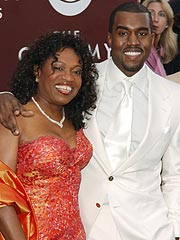 Kanye West's Mother Sounds Off on His Fiancée