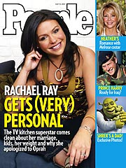 COVER STORY: Rachael Ray's Recipe for Marriage