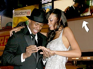 Nick Cannon and Selita Ebanks Engaged