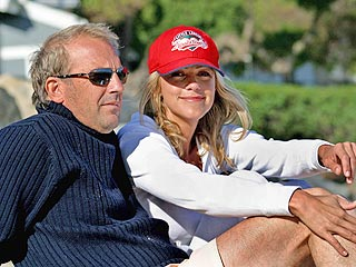 Kevin Costner, Wife Have a Baby Boy