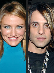 Cameron Diaz & Criss Angel Find 'LOVE' in Las Vegas