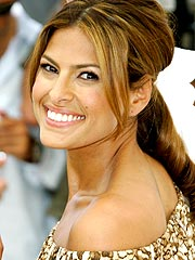 Eva Mendes Says She's 'Thankful' for 'Nice Physique'