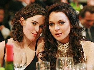 Rumer Willis Defends Lindsay Lohan