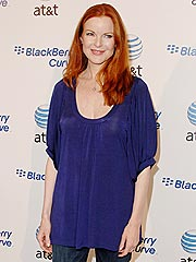 Marcia Cross: Baby Weight Is Almost Gone