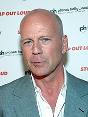 How Bruce Willis Conquered Jealousy of Ashton