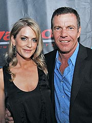 Dennis Quaid Expecting a Boy and a Girl this Fall
