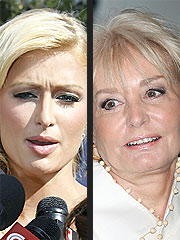 Barbara Walters: Paris Hilton Can Cohost The View