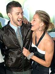 Cameron Diaz Says Working with Justin Timberlake Is 'Great'