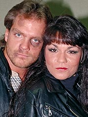 Mourners Remember Chris Benoit's Wife and Son