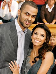 Tony Parker Says Eva Isn&#39;t Pregnant  Yet!