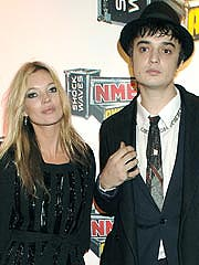 Pete Doherty Moves Out of Kate Moss's London Home