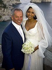 Wolfgang Puck & Gelila Assefa Wed in Italy