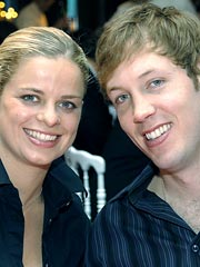 Tennis Star Kim Clijsters Is Pregnant