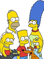 The Simpsons Go Postal