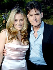 Charlie Sheen & Brooke Mueller Get Married