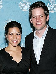 America Ferrera House Hunting with Her Boyfriend