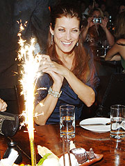 Kate Walsh's Wild Bachelorette Party in Vegas