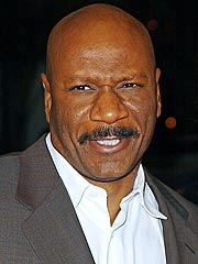 Ving Rhames Speaks Out on Dog Mauling