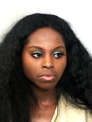 Foxy Brown Is Sent to Jail