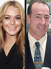 Lindsay Lohan's Dad Returning for 5-Day Visit