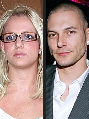 Britney Spears and Kevin Federline Reunite in Court