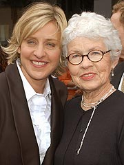 Ellen DeGeneres Helped Mom with Cancer Fight