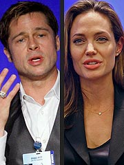 Brad Pitt and Angelina Jolie's High-Powered Day in N.Y.C.