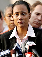 Marion Jones Returns Five Olympic Medals