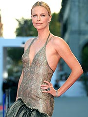 Charlize Theron's Home Burglarized