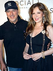 It's a Girl for Singer Thalía and Tommy Mottola