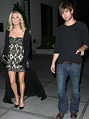Carrie Underwood Goes Clubbing with Chace Crawford