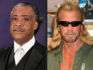 Rev. Sharpton Open to Meeting With 'Dog' Chapman
