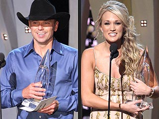 CMAs 2007: Big Night for Carrie Underwood