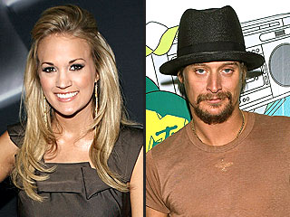 Carrie Underwood, Kid Rock Ready for CMAs