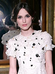 Keira Knightley's Not Anorexic, Says Her Mother