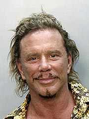 Mickey Rourke Pleads Guilty to Reckless Driving
