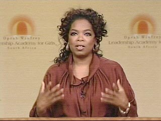 Oprah Winfrey's School Holds Post-Scandal Celebration