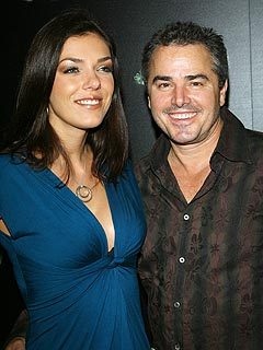 Christopher Knight and Adrianne Curry Split