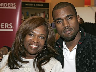 Memorial Set for Kanye West's Mother