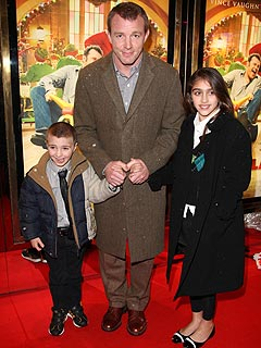 Guy Ritchie: No Christmas Presents for My Family