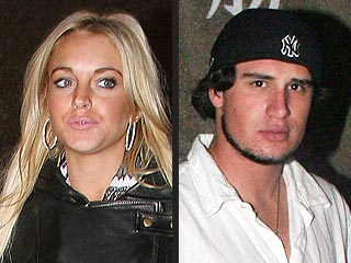 Lindsay Lohan & Riley Giles Break Up