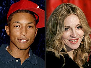 Pharrell's Collaboration With Madonna: Speaker-Bleeding Fun