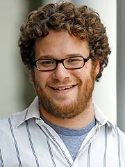 Seth Rogen Likes Men in Tights