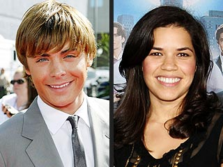 Zac Efron, America Ferrera Win Family TV Awards