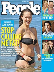 COVER STORY SNEAK PEEK: Jennifer Love Hewitt's Body-Image Battle Cry