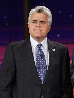 Inside Jay Leno's Closet: Not His Clothes