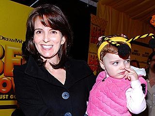 Tina Fey's Daughter Is Growing Up Fast